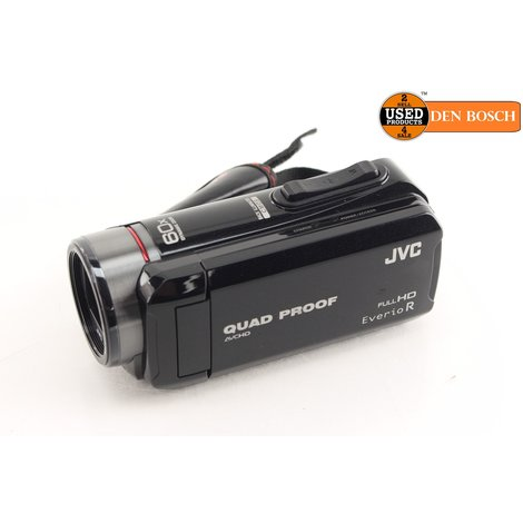 JVC GZ-R410BE Camcorder