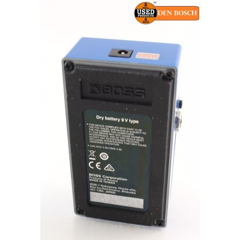 Boss CP-1X Compressor Pedaal