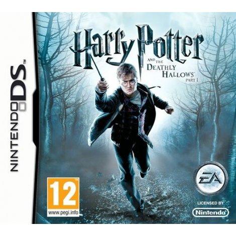 Harry Potter en de Deathly Hallows deel 1 - DS game