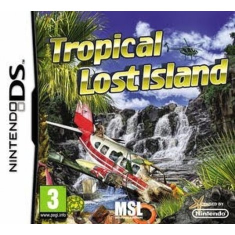Tropical Lost Island - DS game