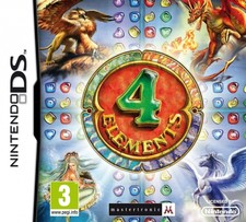 Casual Classics 4 Elements - DS game