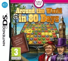 Around the World in 80 Days - DS game