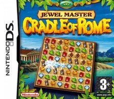 Jewel Master Cradle of Rome - DS game