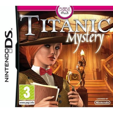 Titanic Mystery - DS game