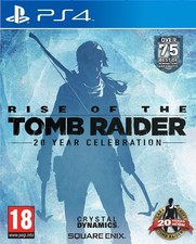 Rise of the Tomb Raider - PS4 Game