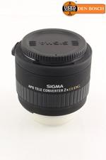 Sigma Apo Tele Converter 2x EX DG (Nikon)