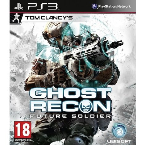 Ghost Recon Future Soldier -PS3 Game