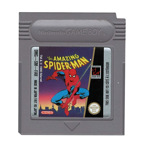 The Amazing Spider-man - GB Game