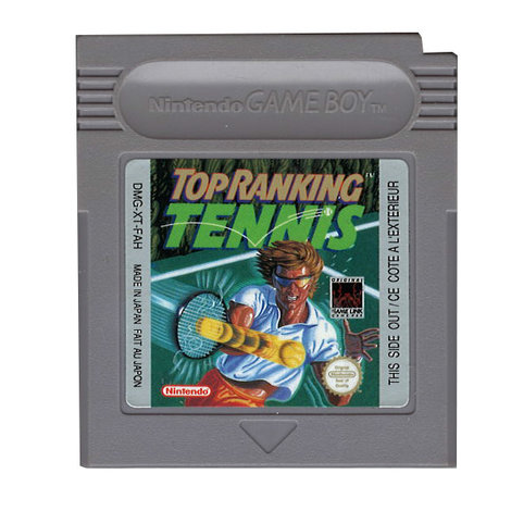 Top Ranking Tennis - GB Game