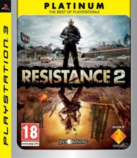 Resistance 2 (platinum - PS3 Game