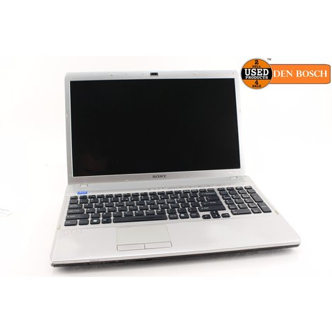 Sony Vaio PCG-81213M Laptop Intel I5 M480 4GB 320GB HDD