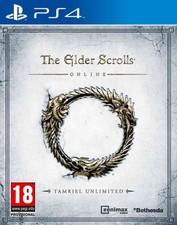 The Elder Scrolls Online Tamriel Unlimited - PS4 Game