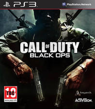 Call of Duty Black Ops -PS3 Game