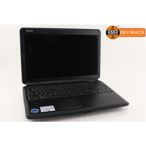 Asus K50C Laptop Intel Celeron 4GB RAM 160GB HDD