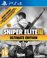 Sniper Elite III Ultimate Edition - PS4 Game
