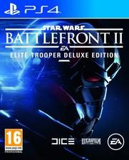 Battlefront II Elite Trooper Deluxe Edition- PS4 Game