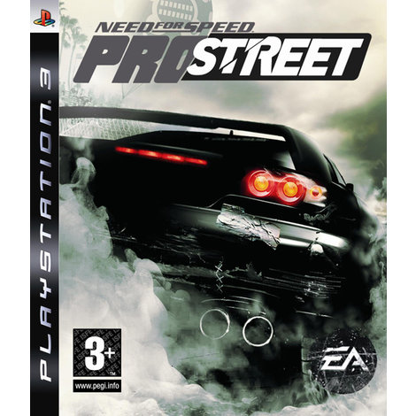 Need for Speed Prostreet - PS3 Game