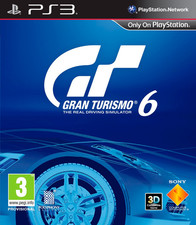 Gran Turismo 6- PS3 Game