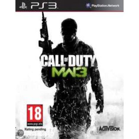 Call of Duty MW3 - PS3 Game