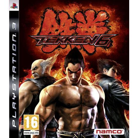 Tekken 6 - PS3 Game