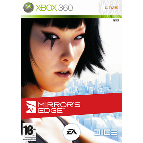 Mirror's Edge - XBox360 Game