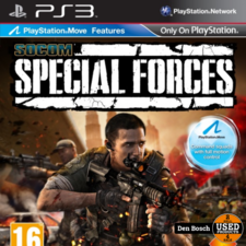 Socom Special Forces - PS3 Game