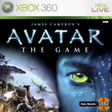 Avatar the Game - XBox360 Game