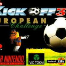 Kick Off 3 - SNES Game