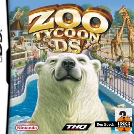 Zoo Tycoon DS -DS Game
