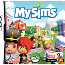 My Sims -DS Game
