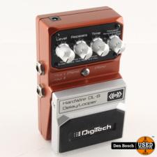 Digitech Hardwire DL-8 Delay/Looper Gitaar Pedaal