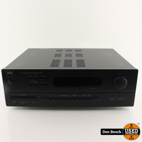 Nad  T 752 Receiver