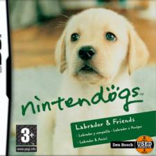 NintendogsLabrador -DS Game