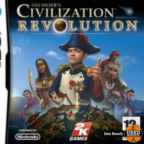 Civilization Revolution -DS Game