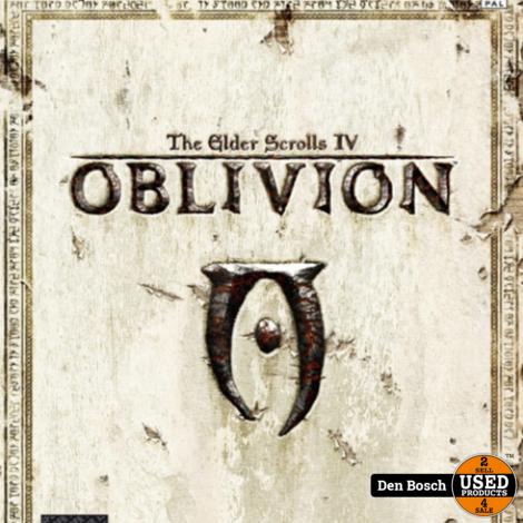The Elder Scrolls 4 Oblivion - XBox360 Game