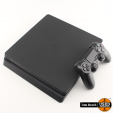 Playstation 4 Slim 500GB + 1 Controller en Aankoopbon