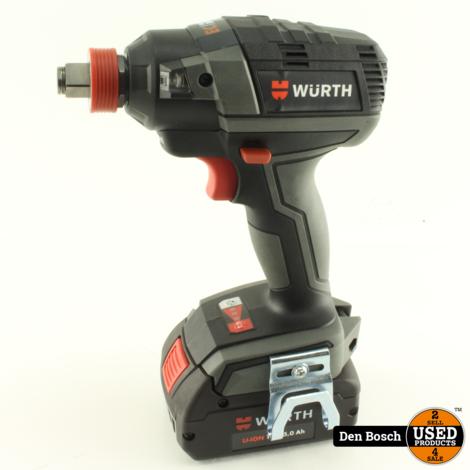 Wurth ASS 18-A EC Combi Accu-Slagschroefmachine