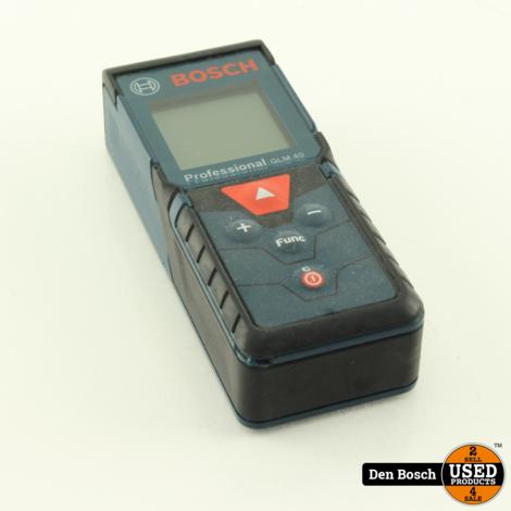 Bosch GLM40 Afstandsmeter