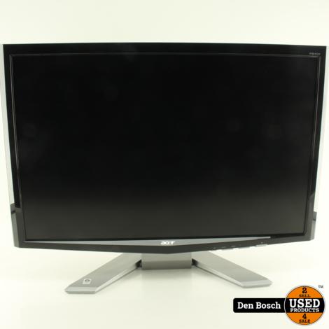 Acer P241W Monitor VGA/DVI