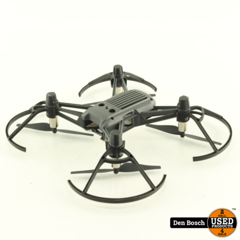 Tello Boost Combo Drone met 3 accu's en bon van 30-07-19