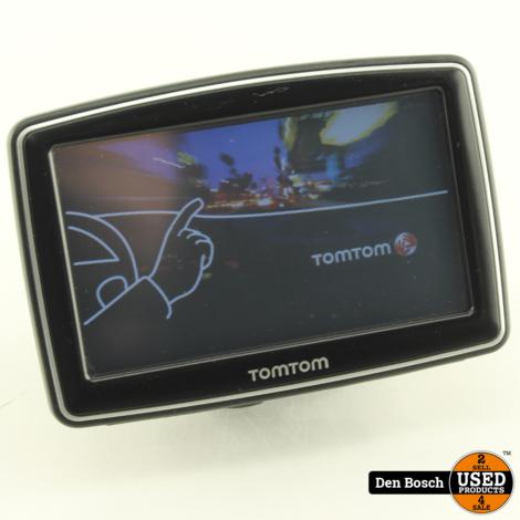 TomTom (Europa 2009) met Autolader