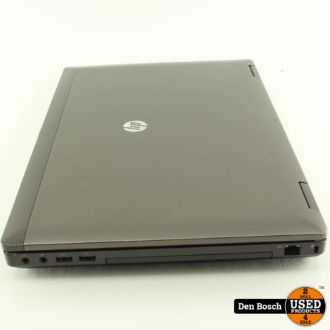 HP ProBook 6550B Intel Core I3-2310M 4GB RAM 250GB HDD