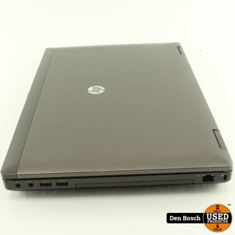 HP ProBook 6560B Intel Core I3-2310M 4GB RAM 250GB HDD