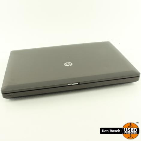 HP ProBook 6560B Laptop i5-2520m 4GB RAM 250GB HDD