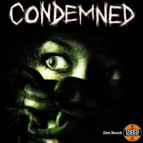 Condemned - x360 Game