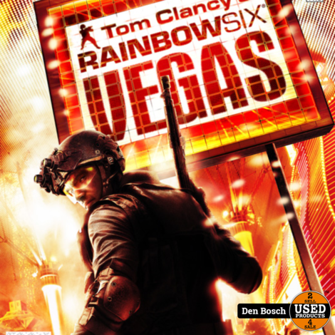 Rainbow Six Vegas - X 360 Game
