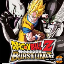 Dragon Ball Z Burst Limit - X 360 Game