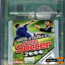 Total Soccer (losse cassette) - GBC Game