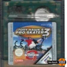 Tony Hawk's Pro Skater 3 (losse cassette) - GBC Game