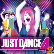 Just Dance 4 - WiiU game
